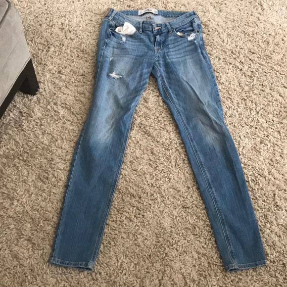 Hollister Denim - 🔥1 day SALE - Hollister jeans, distressed